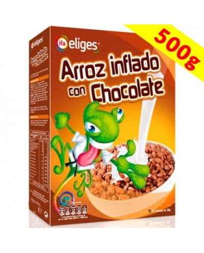 ARROZ INFLADO CHOCOLATE IFA...