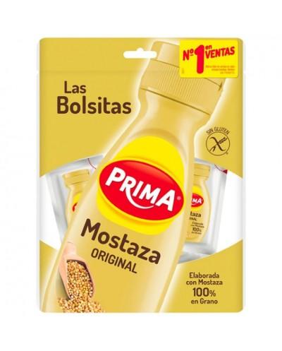 MOSTAZA PRIMA BOLSITAS 15X4G