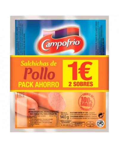 SALCHICHA CAMPOFRIO POLLO...