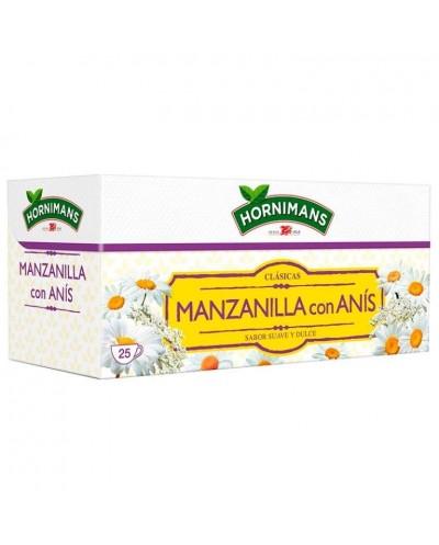 MANZANILLA HORNIMANS ANIS 25UD