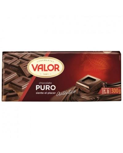 CHOCOLATE VALOR PURO 300G