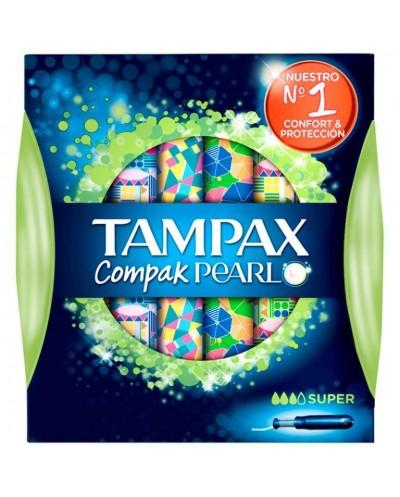 TAMPAX COMPAK PEARL SUPER 18UD