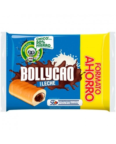 BOLLYCAO LECHE 2UD