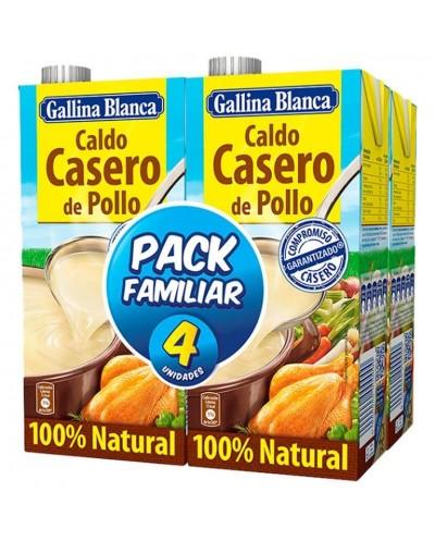 CALDO POLLO GALLINA BLANCA...