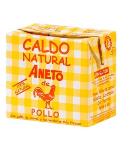 CALDO ANETO POLLO 500ML