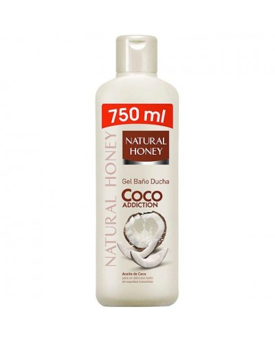 GEL NATURAL HONEY COCO 750ML