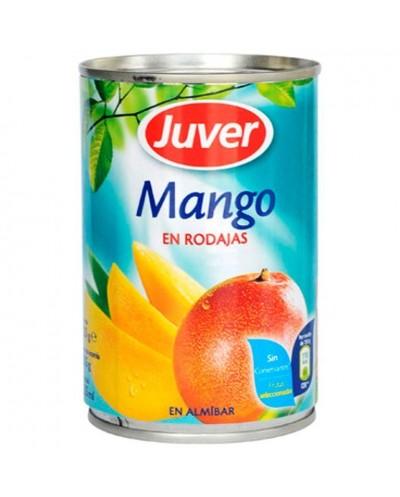 MANGO EN RODAJAS JUVER 425G