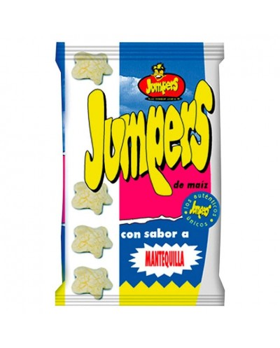 JUMPERS MANTEQUILLA 100G