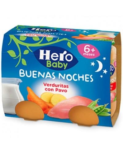 HERO BABY NOCHES VERD/PAVO...