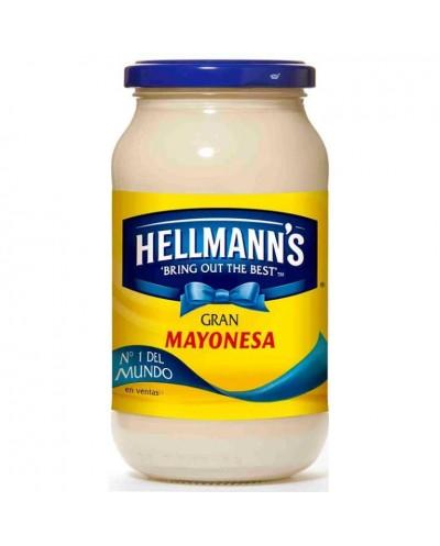 MAYONESA HELLMANS BOTE 450ML