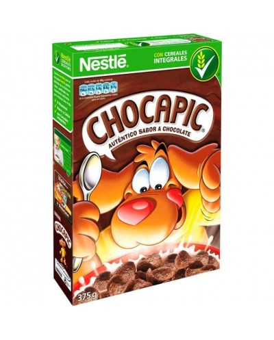 CEREALES NESTLE CHOCAPIC 375G
