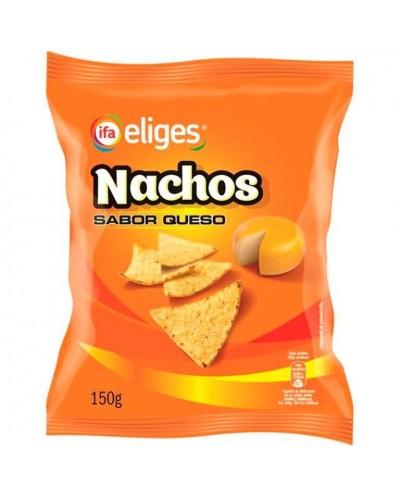 NACHOS IFA SABOR QUESO 150G