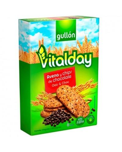 GULLON VITALDAY AVENA CHOCO...