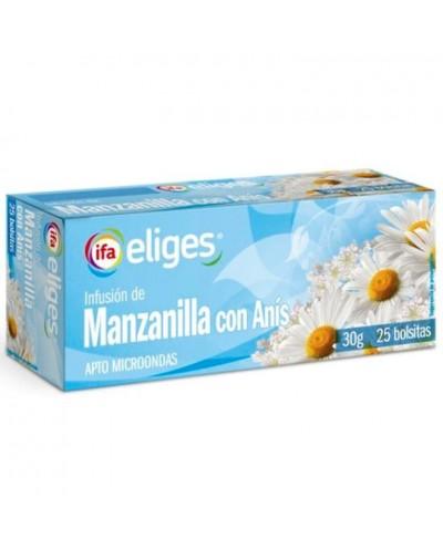 MANZANILLA CON ANIS IFA 25UD