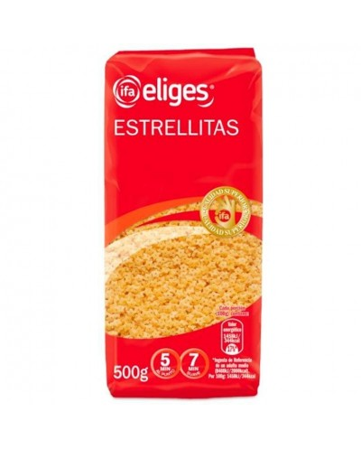 ESTRELLITAS IFA 500G