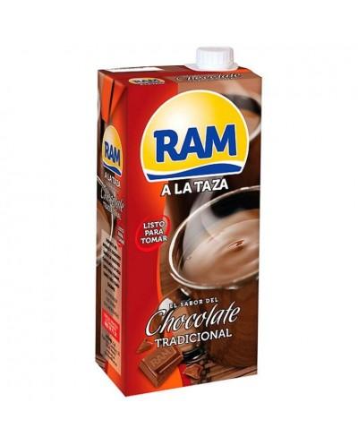 CHOCOLATE RAM A LA TAZA 1L