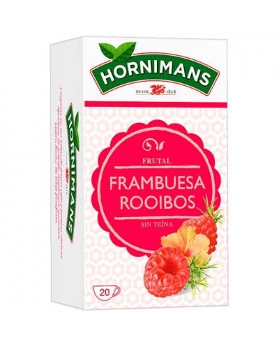 ROOIBOS FRAMBUESA HORNIMANS...