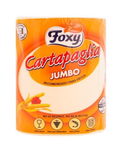 PAPEL DE COCINA FOXY JUMBO