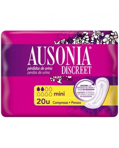 COMPRESAS AUSONIA DISCREET...