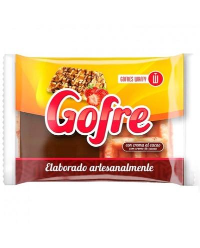 GOFRE DE CHOCOLATE WAFFY...