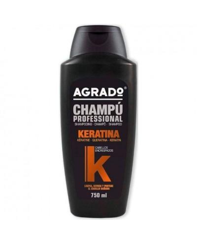 CHAMPU AGRADO KERATINA 750ML