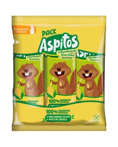 ASPITOS DE ASPIL PACK 6UD 36G