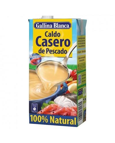 CALDO PESCADO GALLINA...