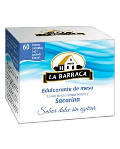 SACARINA LA BARRACA SOBRE 60UD