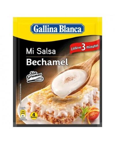 SALSA BECHAMEL GALLINA...