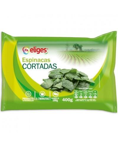 ESPINACAS CORTADAS IFA 400G
