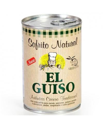 SOFRITO NATURAL EL GUISO 420G