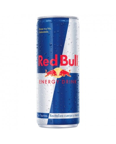 RED BULL LATA 25CL