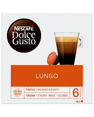 DOLCE GUSTO LUNGO 16UD