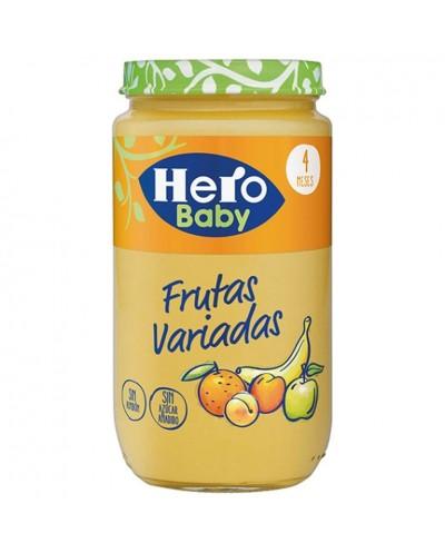 HERO BABY FRUTAS VARIADAS 235G