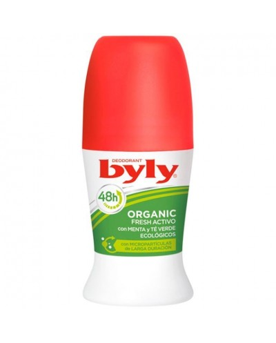 DEO BYLY ORGANIC 48H ROLL...