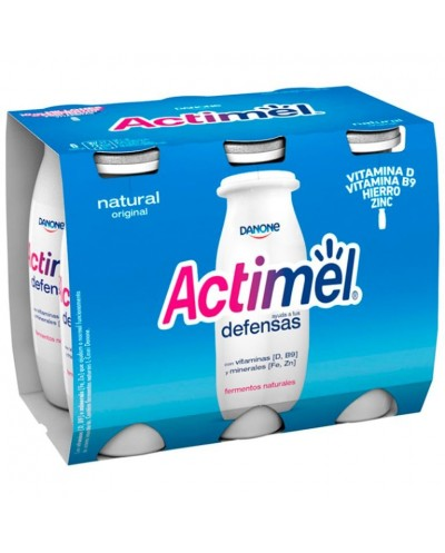 YOGUR LIQ ACTIMEL NATURAL...
