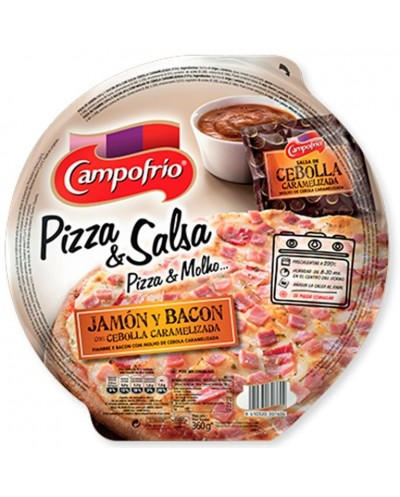 PIZZA CAMPOFRIO JAMON Y...