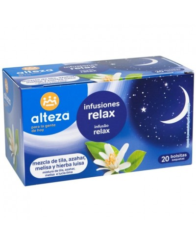 INFUSION RELAX ALTEZA 20UD