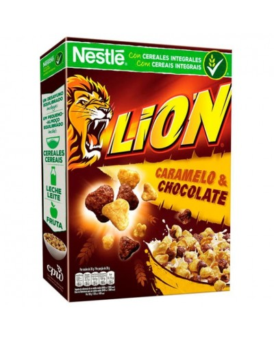 CEREALES NESTLE LION 400G