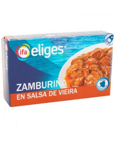 ZAMBURIÑAS IFA SALS VIEIRA...