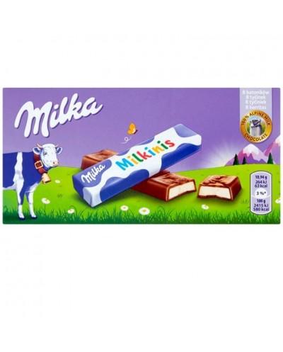 CHOCOLATE MILKA MILKINIS 87,5G