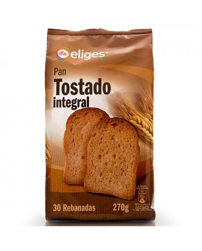 PAN TOSTADO IFA INTEGRAL 30...