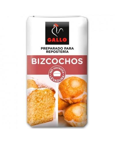 HARINA GALLO BIZCOCHOS 1KG