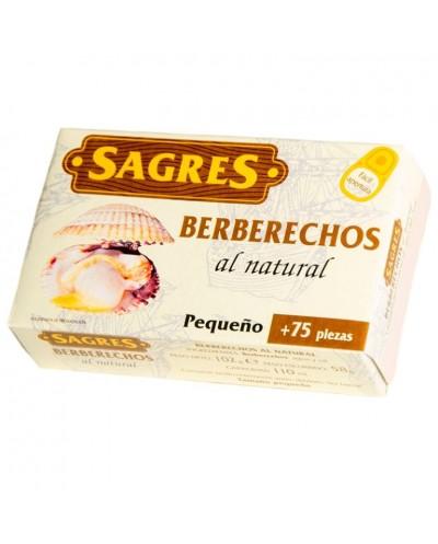 BERBERECHOS SAGRES PEQUEÑOS...