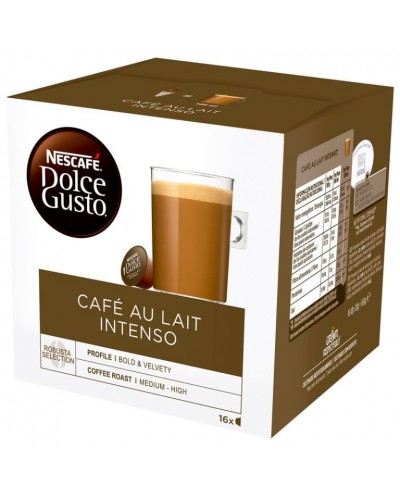 DOLCE GUSTO CAFE LECHE INT...