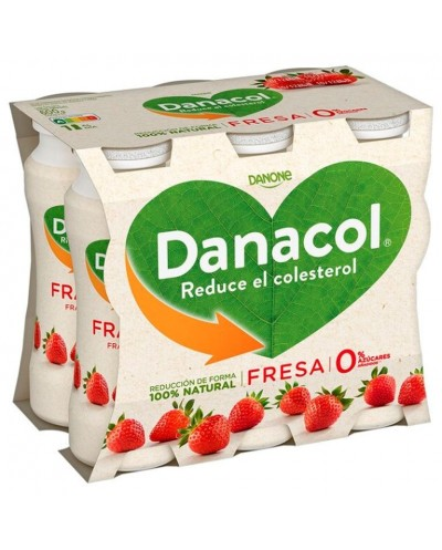 DANACOL DANONE FRESA PACK...