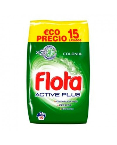 DETERG POLVO FLOTA COLONIA...