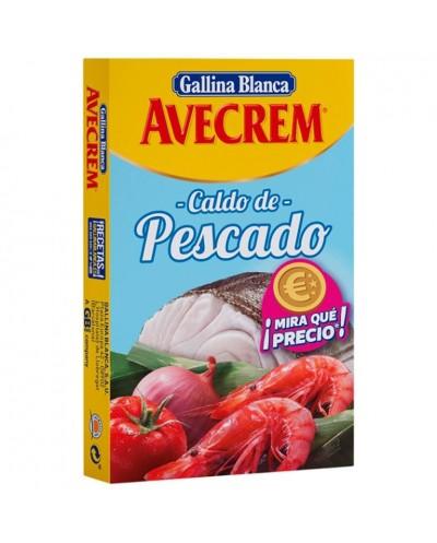 CALDO DE PESCADO AVECREM 8...