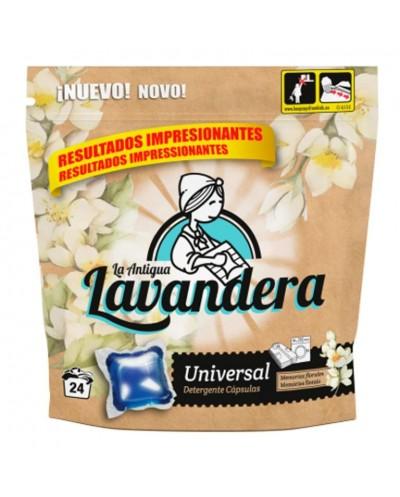 DETERG LAVANDERA 24 CAPSULAS