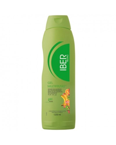 GEL IBER MULTIFRUTAS 1250ML